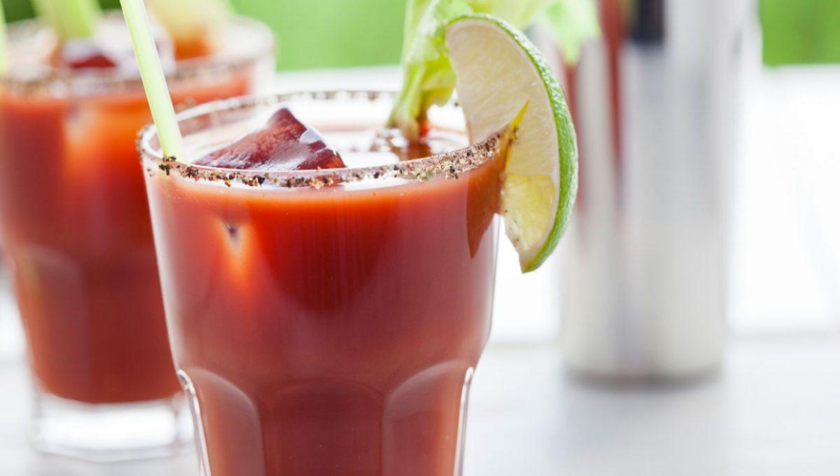 Prepara un Bloody Mary