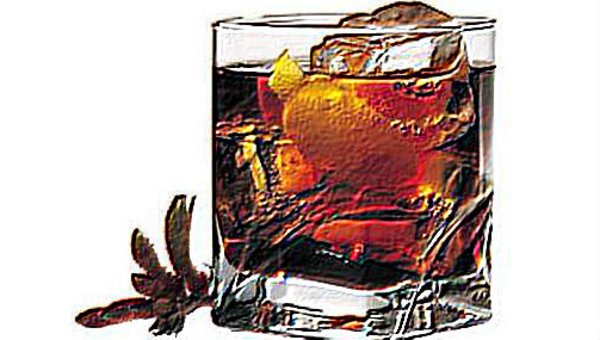 ¿Cómo preparar el cóctel Enano Rojo?