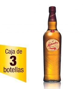 Matusalem Clásico caja 3 botellas 750ml