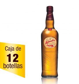 Matusalem Clásico caja 12 botellas 750ml