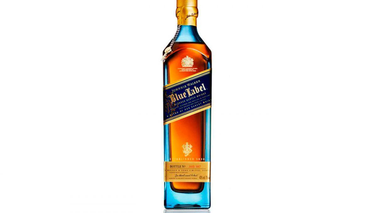 Johnnie Walker Etiqueta Azul (Caja de 2 piezas)
