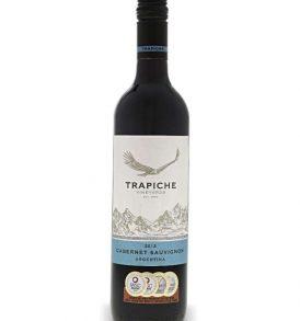 Vino Trapiche Cabernet Sauvignon 750ml