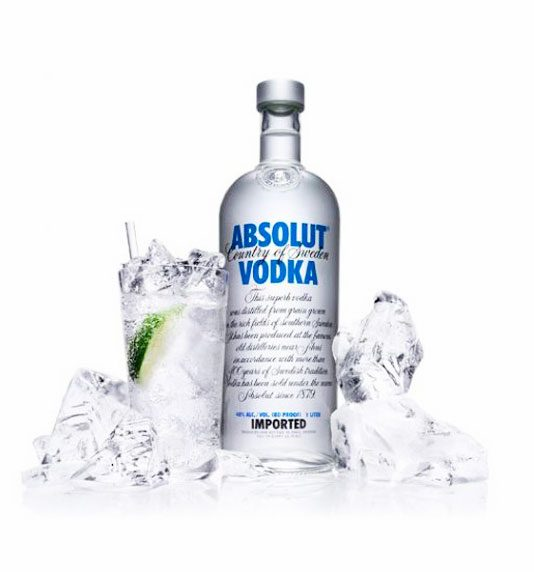 Absolut Vodka Azul 750ml