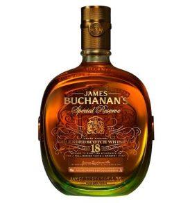 buchanans 18
