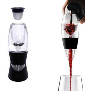 Oxigenador para vino