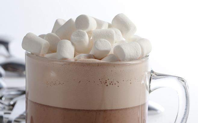 Chocolate Caliente con Baileys