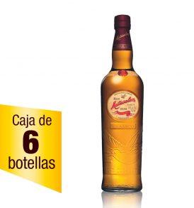 Matusalem Clásico caja 6 botellas 750ml