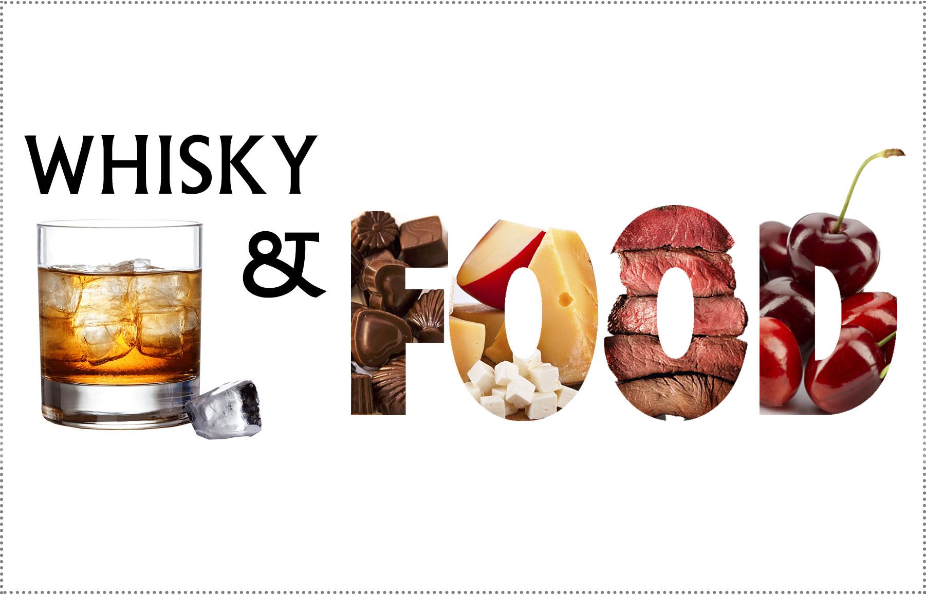 ¿Sabes cómo maridar whisky? Aprende y sorprende