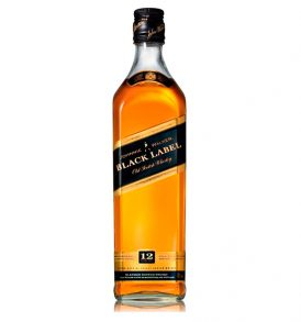 Johnnie Walker Etiqueta Negra (750 ml)