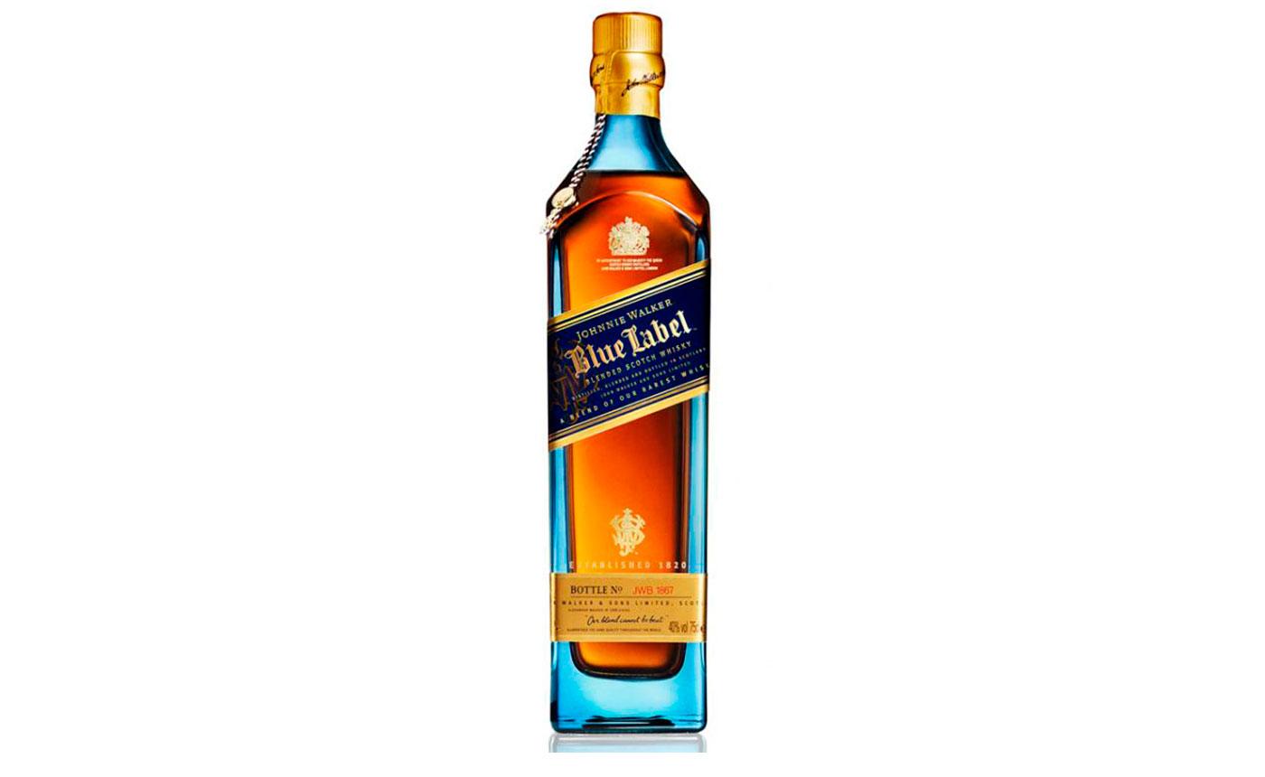 Johnnie Walker Etiqueta Azul (750ml)