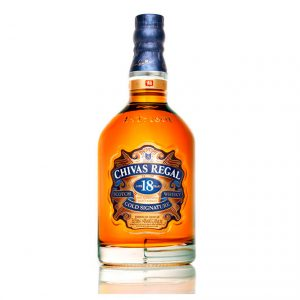 Chivas Regal 18 (750ml)