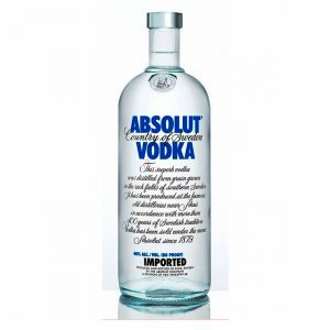 Absolut Vodka Azul 750ml