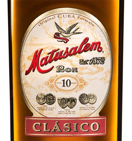 Matusalem Clásico 750ml