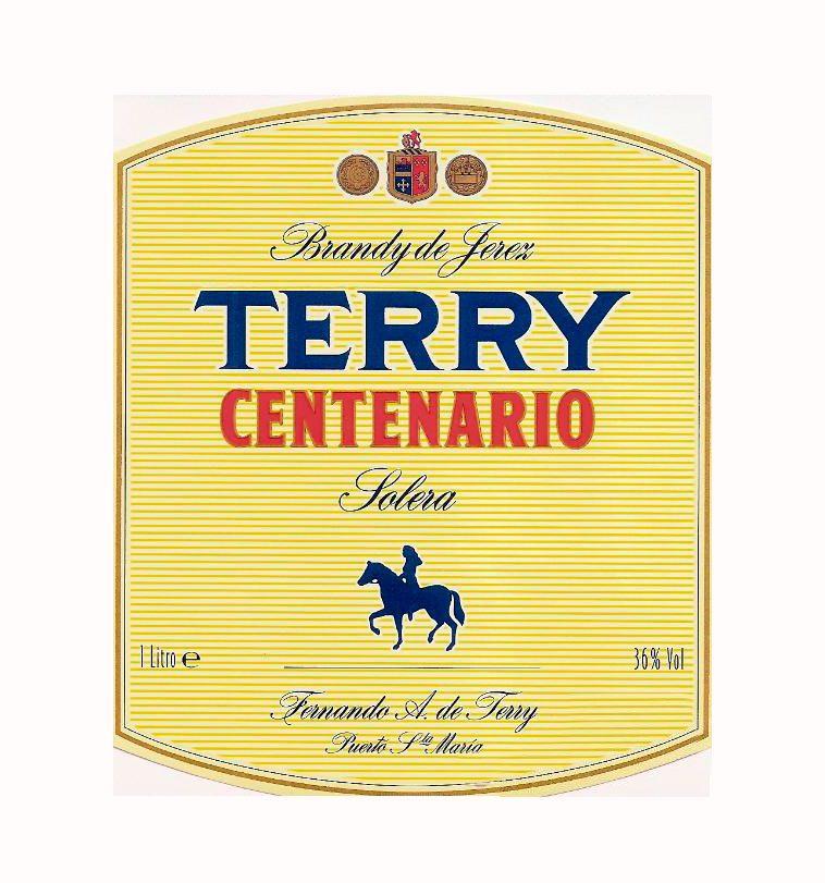 Brandy Terry (Caja de 12 piezas)